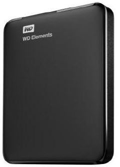 "WD Elements Portable Černý 500GB Ext. 2.5"" USB3.0 - WDBUZG5000ABK-EESN"