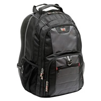 "WENGER WA-7382-14 batoh na notebook Wenger Pillar Computer Backpack 15.6/16"" Black - 56088"