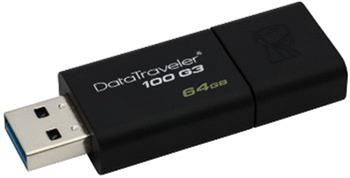 Kingston DataTraveler 100 G3 64GB - DT100G3/64GB