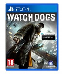 Watch_dogs PS4 - 3307215732984