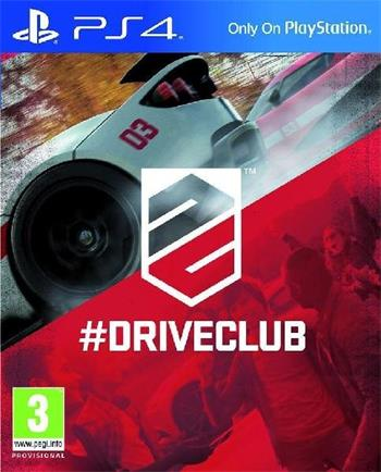 DRIVECLUB PS4 - 2050001131737