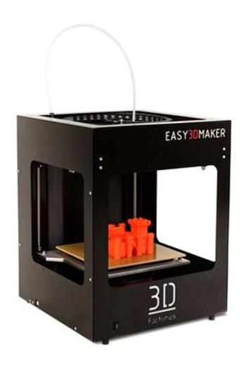 3D Factories EasyMaker černá 0,3 mm - S0161344