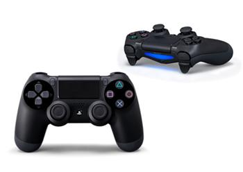 PS4 - DualShock 4 Controler BLACK - PS719211983