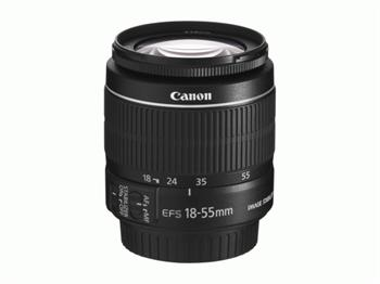 Canon EF-S 18-55mm f/3,5-5,6 DC III - dcIII