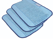 iRobot Braava - Microfibre cloth 3-pack, MOPPING - 4409706