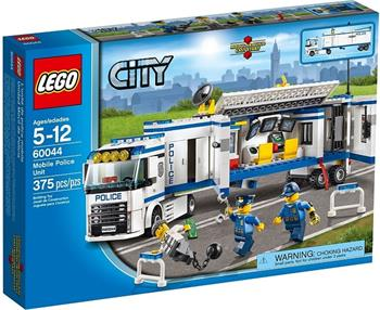LEGO City - Mobilní policejní stanice 60044 - 60044