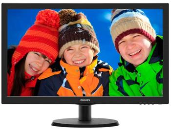 "Philips 223V5LSB 21,5"" LED, 1920×1080, D-Sub, DVI - 223V5LSB/00"