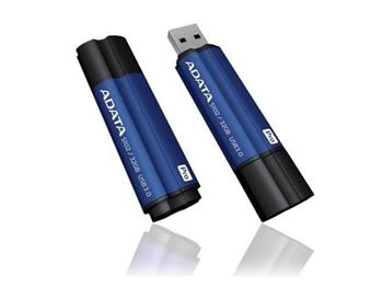 A-Data Superior series S102 PRO 64GB USB 3.0, modrý - AS102P-64G-RBL