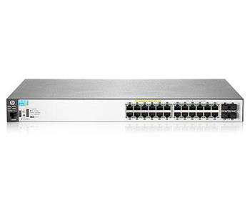 HP 2530-24G-PoE+ Switch, 24×100/1000 POE, 4×SFP - J9773A#ABB
