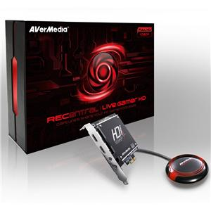 AVerTV Live Gamer HD PCI-E - 61C9850000AJ