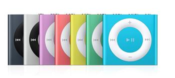 Apple iPod shuffle 2GB - Space Gray - ME949HC/A