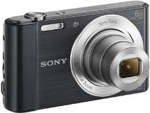 Sony Cyber-Shot DSC-W810 černý - DSCW810B.CE3