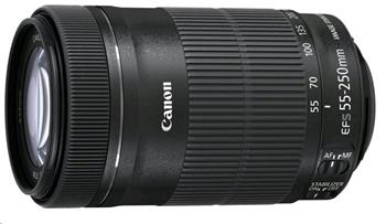 Canon EF-S 55-250mm f / 4-5.6 IS STM - 8546B005