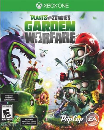 Plants vs. Zombies: Garden Warfare XONE - 5030943112329