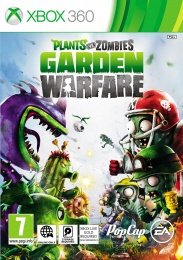 Plants vs. Zombies: Garden Warfare (XBox360) - 5030935112320