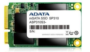 A-Data SSD Premier Pro SP310 128GB mSATA - ASP310S3-128GM-C