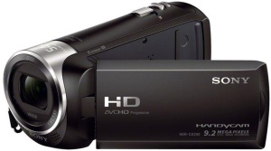 Sony HDR-CX240EB, Full HD, zoom 27x, SDHC, black - HDRCX240EB.CEN