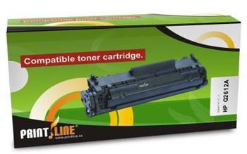 PRINTLINE kompatibilní toner s OKI 44973536, black - DO-44973536