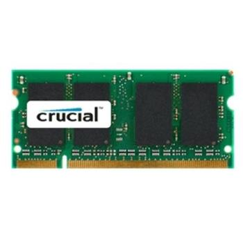 CRUCIAL 1GB DDR SO-DIMM 333MHz PC-2700 CL2.5 2.50V - CT12864X335