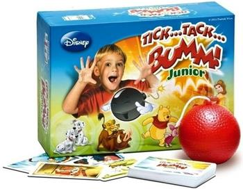 Tik Tak Bum Junior Walt Disney - 7740