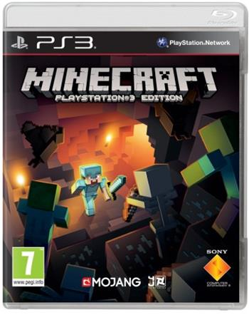 Minecraft (PS3) - 711719413219