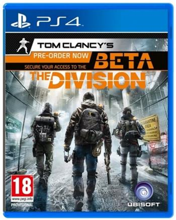 Tom Clancy's The Division PS4 - 3307215804469