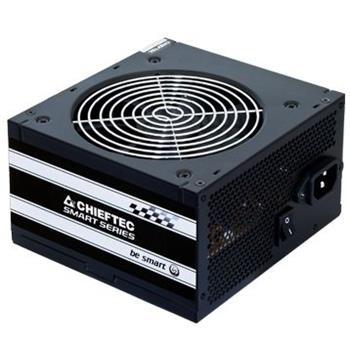 CHIEFTEC zdroj GPS-400A8 400W, 12cm fan, akt.PFC, el.šňůra - GPS-400A8