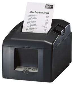 Star Micronics TSP654IIU Černá, USB, řezačka, se zdrojem - 39449610