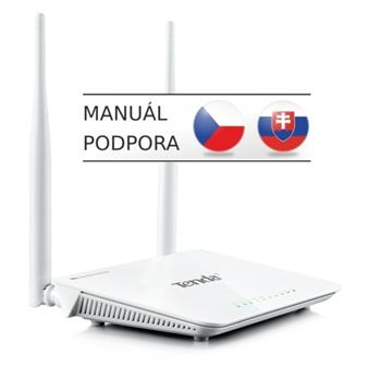 Tenda W3002R, Router 300Mb/s, 5dBi anténa - W3002R