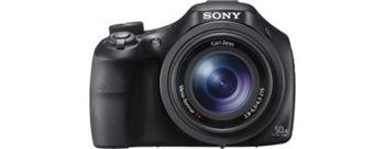 "Sony DSC-HX400VB 20,4 MP, 50x zoom, 3"" LCD, black - DSCHX400VB.CE3"