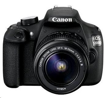 Canon EOS 1200D + 18-55 III DC - 9127B029