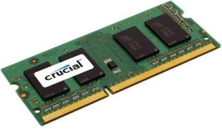 CRUCIAL 4GB DDR3 1600MHz CL11 SODIMM 1.35V - CT51264BF160BJ
