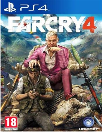 Far Cry 4 PS4 - 3307215793466
