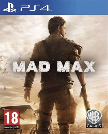 Mad Max PS4 - 9101007