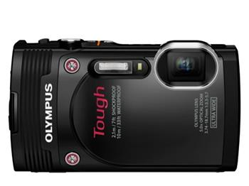 Olympus TG-850 Black + brašna - V104150BE000