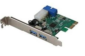 i-tec PCIe Card USB 3.0 2x External+1x int. 20pin - PCE22U3