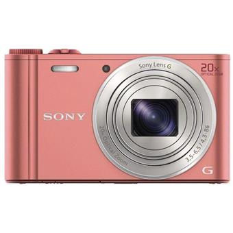 Sony DSC-WX350 pink - DSCWX350P.CE3