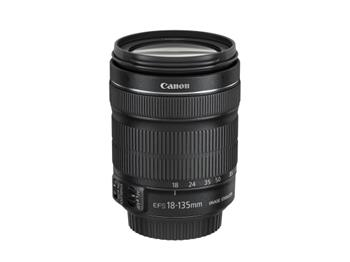 Canon EF-S 18-135mm f / 3.5-5.6 IS STM White box - 6097B005