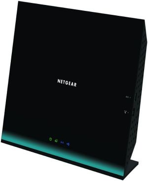 NETGEAR WiFi AC1200 Fast ethernet Router, R6100 - R6100-100PES