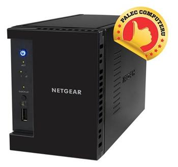 Netgear READYNAS 312 (2 BAY DISKLESS) - RN31200-100EUS