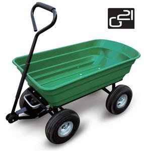 Zahradní vozík G21 GA 125 - GA-125-DC