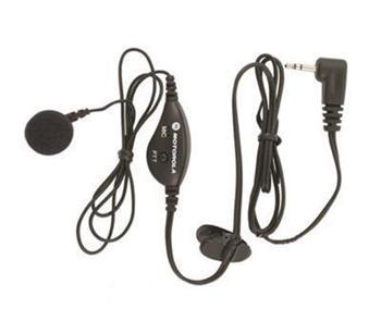 Motorola lehká náhlavní souprava 00174 pro TLKR a další, tlačítko PTT - 00174