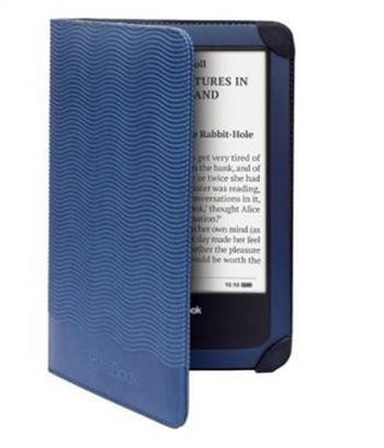 Pocketbook pouzdro 640 Aqua, modré - PBPUC-640-B