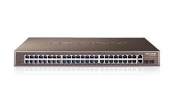 TP-LINK TL-SL2452, 48x100Mbps/2xGb/2xSFP Switch - TL-SL2452