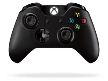XBOX ONE Wireless Controller, Black - S2V-00013