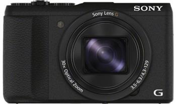 "Sony DSC-HX60 20,4 MP, 30x zoom, 3"" LCD - black - DSCHX60B.CE3"