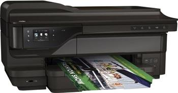 HP All-in-One Officejet 7612A Wide ePrint (A3+, 15/8 ppm A4, USB, Ethernet, Wi-Fi, Print/Scan/Copy/FAX, Duplex) - G1X85A