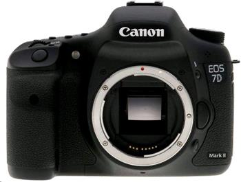 Canon EOS 7D Mark II body - 9128B039
