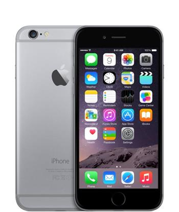 Apple iPhone 6 128GB Space Gray - MG4A2CN/A