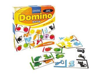 Granna - Domino barvy - 02068